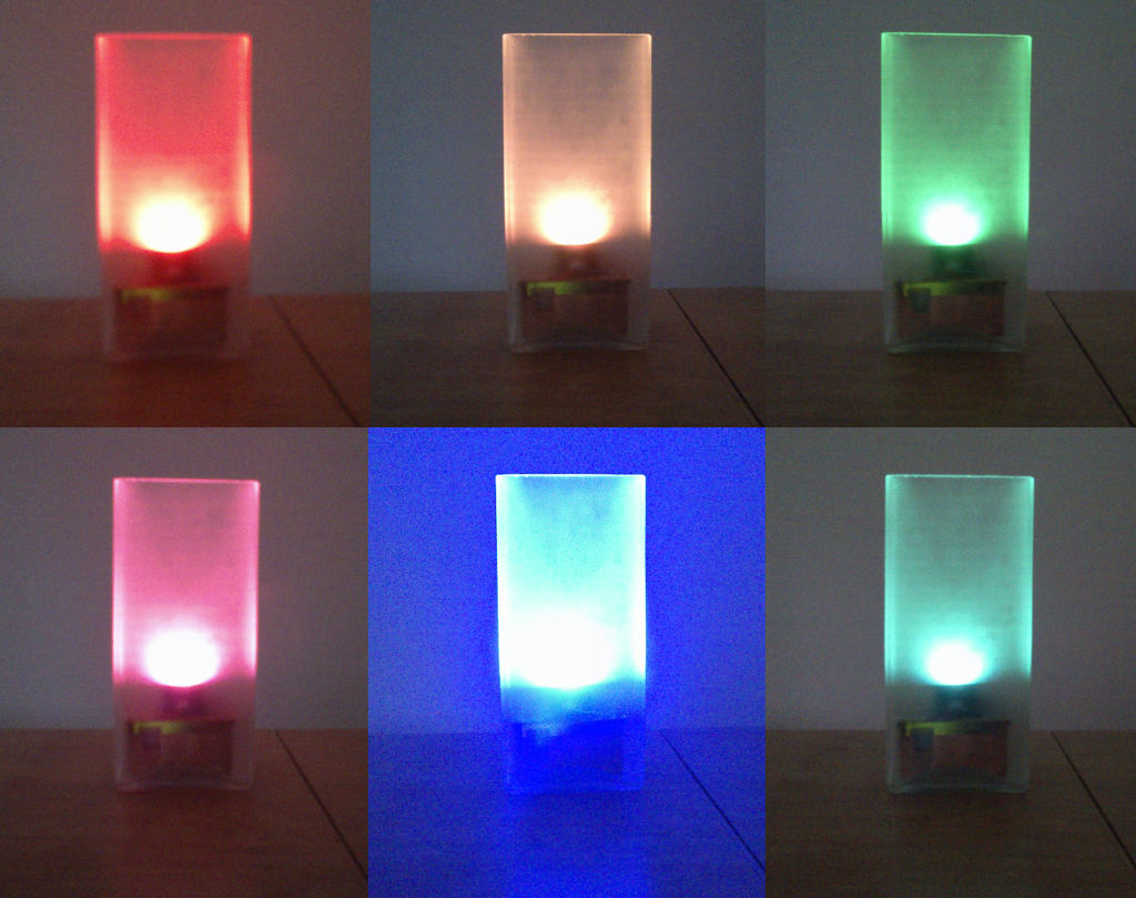 Luminch Color lamp